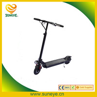 cheap self balancing two wheeler electric scooter