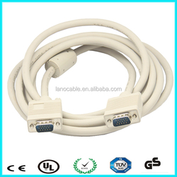 Premium quality 10 ft long vga cable for projector
