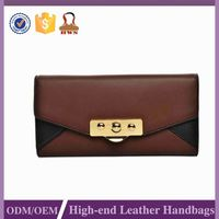 2015 Latest Direct Price Round Wallet Leather Coin