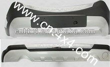 Captiva Front and rear Bumper Guards