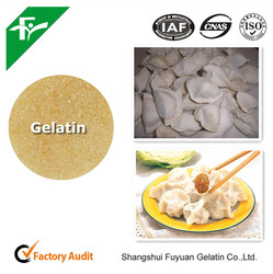 Instant frozen dumpling of Food Gelatin Powder/Edible Gelatin Powder/Frozen Food