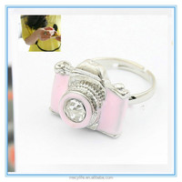 2015 high quality and lovely ring hidden camera ,the alloy ring hidden camera, the adjustive ring hidden camera