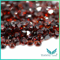 Wholesale High Quality A Small Size Clear Natural Rough Garnet Gemstone