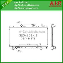 toyota alloy radiator Suitable for 92-96 Corona oem 16400-16460 / 16400-16481/16400-16461