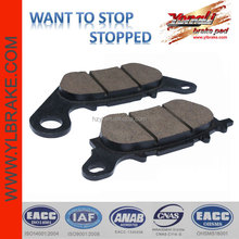 motorcycle brake pad for JUPITER MX/MIO NEW/SNIPER 135/LC 135/YAMAHA- XC 125 Vity/ YBR 125 Custom/ T 135;Good quality brake pad