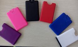 New design adhesive microfiber screen cleaner