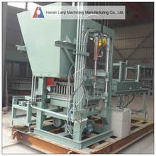 Low price and stable performance paver concrete block making machine