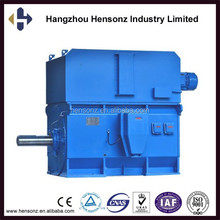 Light Weight Direct Drive Induction 300 Hp Electric Motor