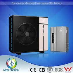 -20c work super copair source low temperature evi heat pump