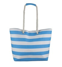 wholesale large zippered canvas tote bag