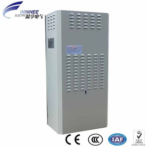 600w屋外壁/窓に設置された通信機器室キャビネット空調/コンディショナー