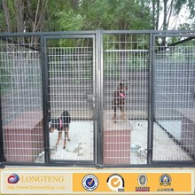 Anping manufacturer small and big folding welded wire mesh dog kennels for pet