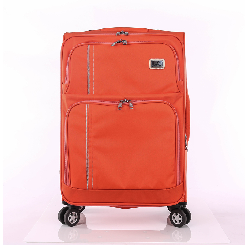 Gros très pas cher 4 roues en nylon voyage chariot delsey <span class=keywords><strong>bagages</strong></span>