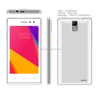 high quality 4.5inch dual core smartphone, 3G smartphone with IPS high resolution screen M-HORSE Z2