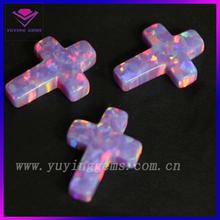 2015 stylish fire opal stone gems rough fashion opal necklace