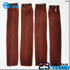 Factory Price Double Weft Remy straight peruvian hair in china