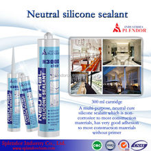 Neutral Silicone Sealant supplier/ silicone sealant for laminated wood/ expansion joint silicone sealant