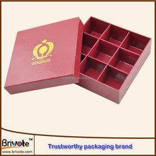 Top and bottom box/lid and base box/two pieces box