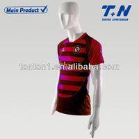 team soccer jerseys made in thailand