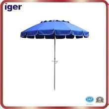 Luxury solid sun patio beach umbrella