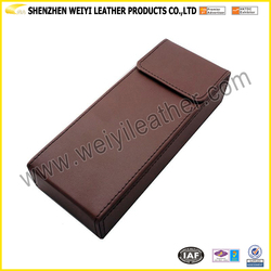 Leather Tie Holder Leather Travel Ties Case Manufacturers