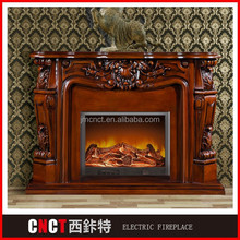 high quality classic fireplace mantle