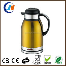 chinese electric tea kettle golden tea tray set specification electric water kettle