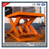 500kg stationary small hydraulic lift table/ scissor lift/ electric lift table