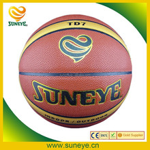 USA PVC PU Basketball Equipment