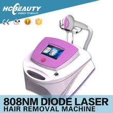 professional portable 808nm Diode laser hair removal