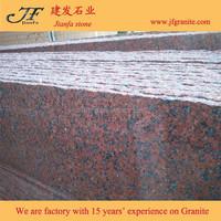 African Red Granite Slabs