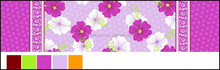 100% polyester fabric printing for home textile