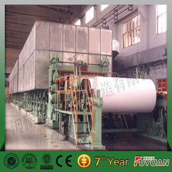 professional supply a4/a3 paper machine/ high grade quality copy paper