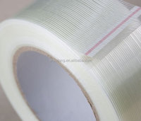 2014 Free residue mono-directional filament tape JLT-602D, suitable for fixing of moving parts of household electrical appliance