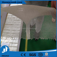 construction material partition wall use paper honeycomb core materials