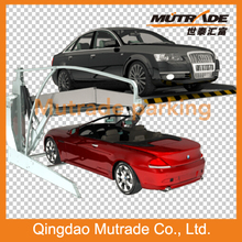 lift commercial indoor vehicle storage