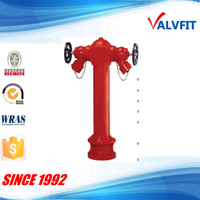 ductile iron BS750 fire hydrant