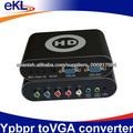 YPbPr de vídeo por componentes al convertidor VGA