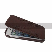 Hot new products for 2015 hot selling luxury quilted wallet leather case
