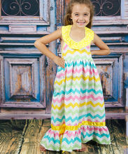 OEM high quality100% cotton best selling girls dress/easter bunny dress/girl dress for Holiday