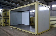 container prefab house /ocean container house /Low Cost Prefab