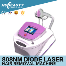 Professional permanent hair removal portable laser
