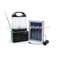 HOMEAN Home mini solar system with mobile charger for camping