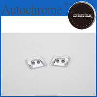 Chrome car trim accent styling 4x4 Accessory Chrome Spray Nozzle Cover for Ra nge Rover Sport