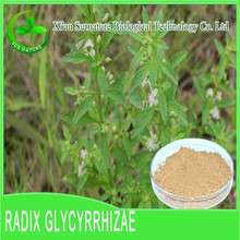 China factory supply High quality competitive radix glycyrrhizae extract powder
