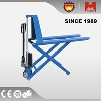 hand pallet truck convertible car tyres transport hand trolley parts