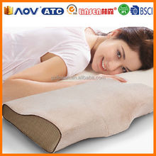 The lowest sales linsen make in china product cool gel memory foam pillow