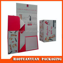 Custom Printed Packing Boxes With Flat Packing