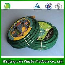 Fiber Braided PVC Garden Hose and Accessory