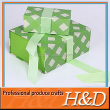 Top one seling for paper folding gift box